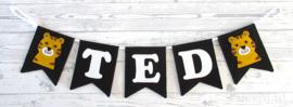Naamslinger voor Ted, Tijger