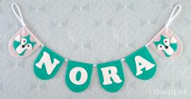 Naamslinger voor Nora, Vosje