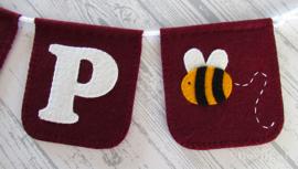 Naamslinger voor Filip, Bij/Hommel