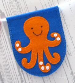 Naamslinger voor Daniel, Octopus