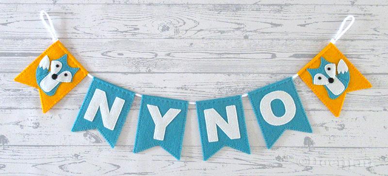 Naamslinger voor Nyno, Vosje