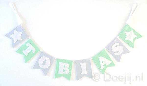 Naamslinger voor Tobias, Ster