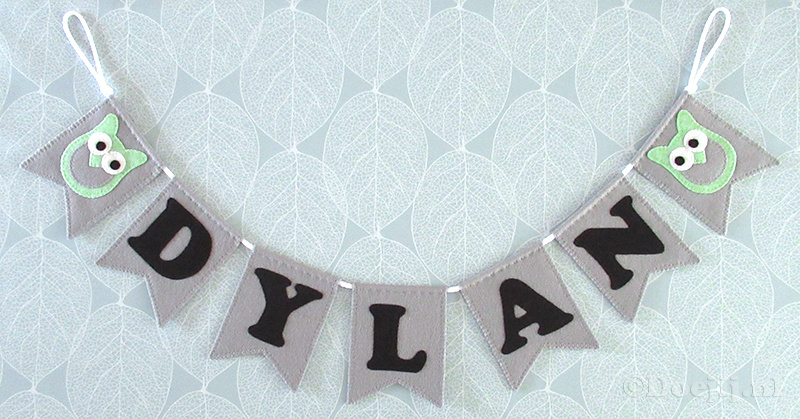 Naamslinger voor Dylan, Uil