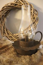 nostalgisch lampje model 3 bloemvorm led