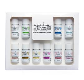 testset  wasparfum 10 geuren