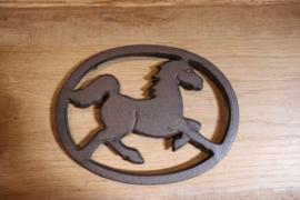 Onderzetter paard