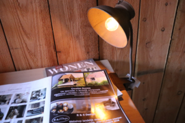 klemlamp roest