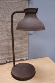 tafellamp roest