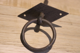 antieke handgreep ring