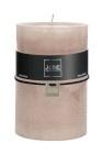 cilinderkaars zand J-Line breed