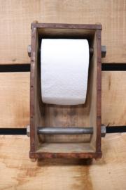 wc-rolhouder baksteenmal