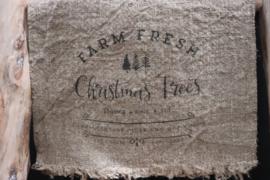 shabbydoek farm fresh christmas trees