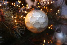 kerstbal grote stippen