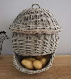 landelijke aardappelmand