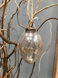 paasei hanger clear silver
