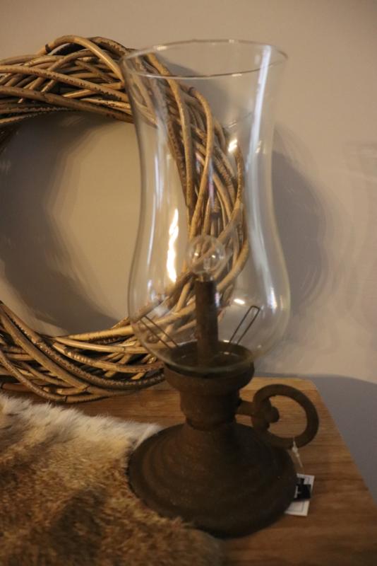 nostalgische lamp model 1 led