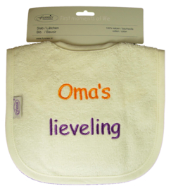Slab Oma's lieveling