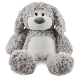Zippie hond grijs
