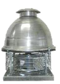 Rookkanaal Mechanische ventilator ZONDER REGELING