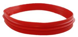 Rookkanaal DW Ø150 mm, Silicone O-ring 200°C RVS