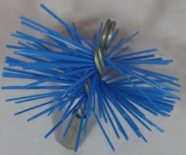 Nylonborstel rond Ø100mm Voor RVS Rookkanalen