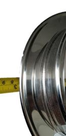 Universele draaikap Ø125 mm DW rookkanaal