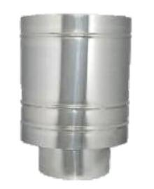 Barrel trekkap Ø150 mm EW rookkanaal