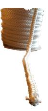 Kachel Koortje 4mm Wit