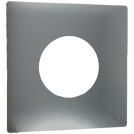 Brandseparatieplaat platdak tbv Ø150/200mm DW rookkanaal