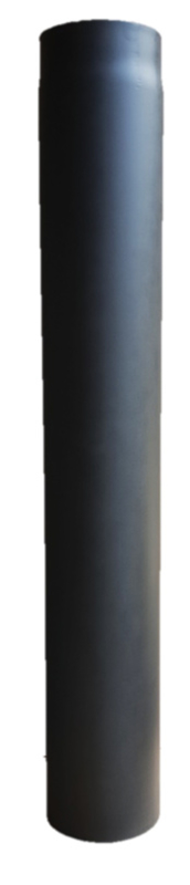 Rookkanaal EW Ø150 mm, lengte 100 cm 2mm staal