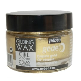 Pebeo Gilding Wax Empire gold