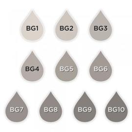 Spectrum Noir Alcohol ReInker - Brown Grey 2 - BG2