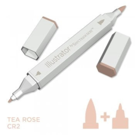 Spectrum Noir Illustrator losse pennen - Tea Rose (Thee roos CR2)