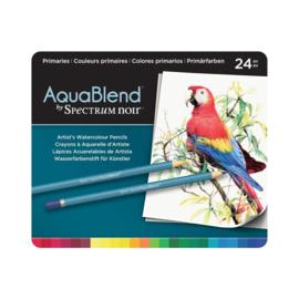 AquaBlend Potloden a 24 stuks - Primaire