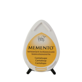 Memento Dew Drop Ink Pad Cantaloupe