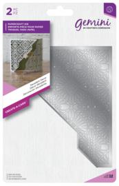 Gemini Create-a-Card - Decadent Decor mozaïek