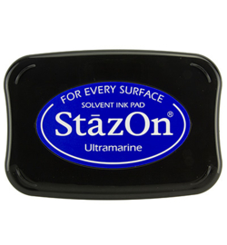 Stazon Ink Pad Ultra Marine
