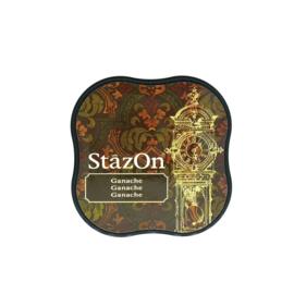 StazOn midi solvent dye ink 5,8x5,8cm Ganache