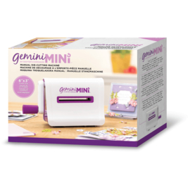 Gemini Mini – Handmatige Stans- en Embossing Machine