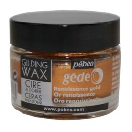 Pebeo Gilding Wax Renaissance gold