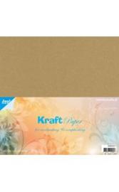 Kraft papier Scrapformaat 30,5 x 30,5 cm 220 gsm