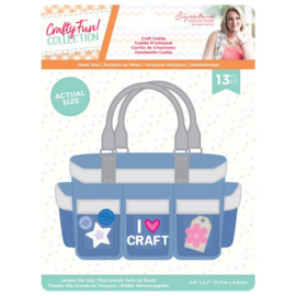 Crafty Fun - Metalen snijmal - Craft Caddy