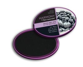 Spectrum Noir Inktkussen - Harmony Quick Dry - Noir Black (Zwart)
