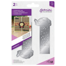 Gemini Elements -  Wrap snijmal - Christmas Wreath