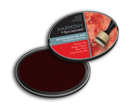 Spectrum Noir Inktkussen - Harmony Water Reactive - Chinese Red (Chinees rood)