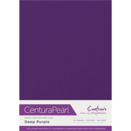 Crafter's Companion Centura Pearl - Deep Purple (Diep paars)