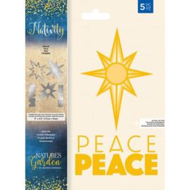 Nativity Snijmal - Peace