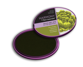 Spectrum Noir Inktkussen - Harmony Quick Dry - Grasshopper (Sprinkhaan)