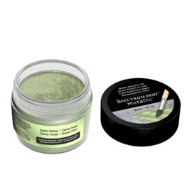Spectrum Noir Metallic Vloeibare Inkt 30ml - Green Citrien (Citroengeel)