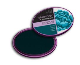 Spectrum Noir Inktkussen - Harmony Quick Dry - Lagoon (Lagine)